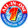 HVAC & Commercial Refrigeration Repair Services | All in One Logo